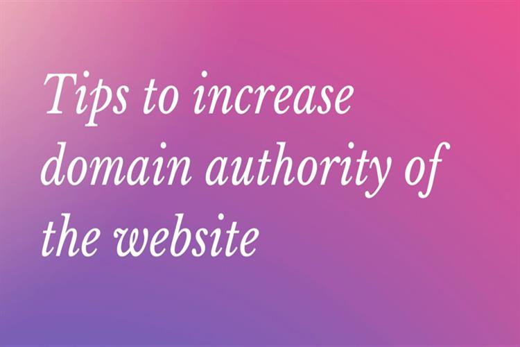 What is Domain Authority and how to Increase Domain Authority Score?