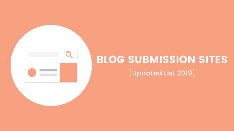 High DA Blog Submission Sites List | Blog Directory Sites